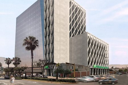 Hotel Holiday Inn Lima