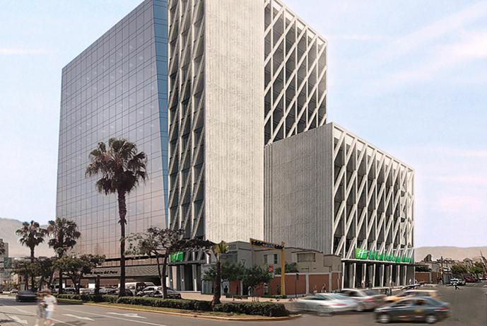 Hotel Holiday Inn Lima
