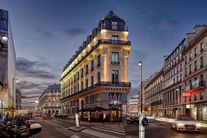 Hotel W Ópera