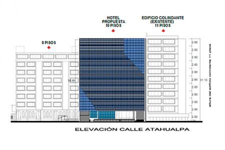 Hotel Ikonik. Atahualpa St.